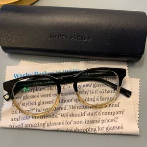 Warby Parker Percey 124 Eyeglasses